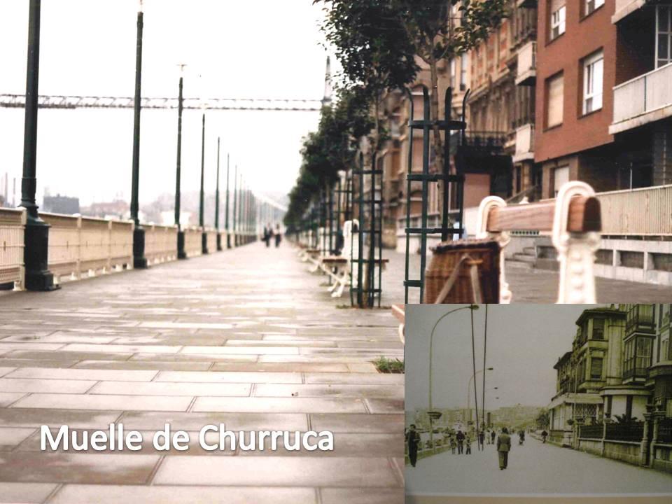 Muelle de Churruca