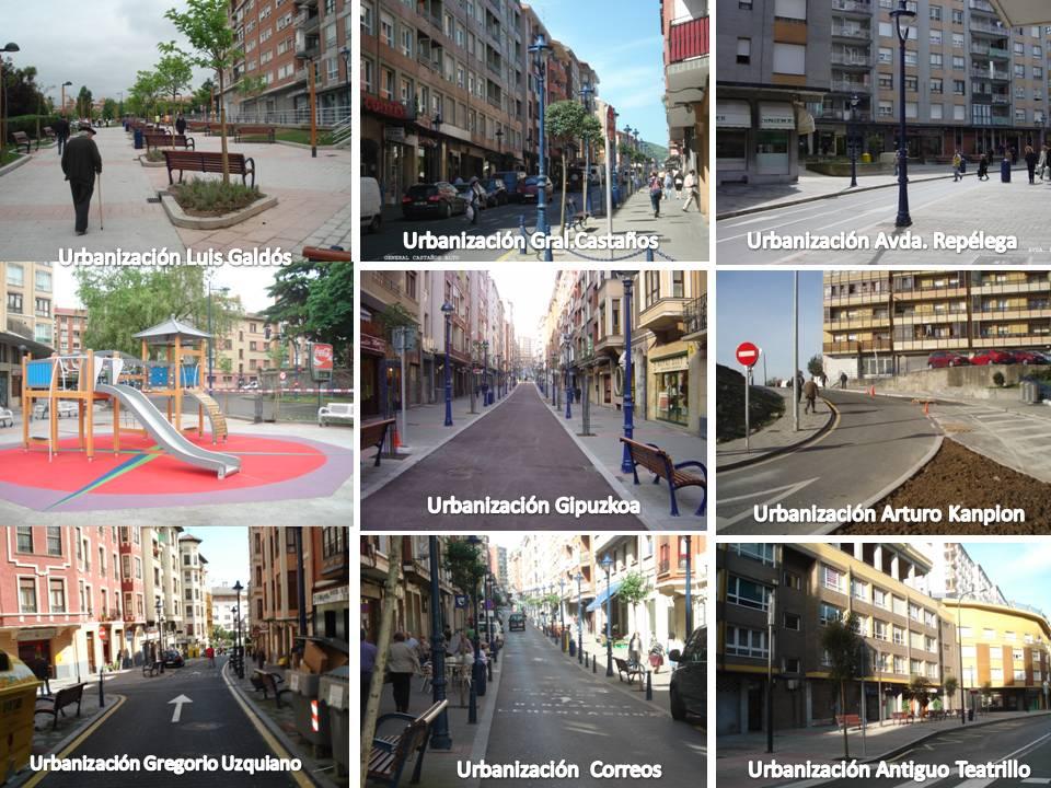 Urbanización de Calles